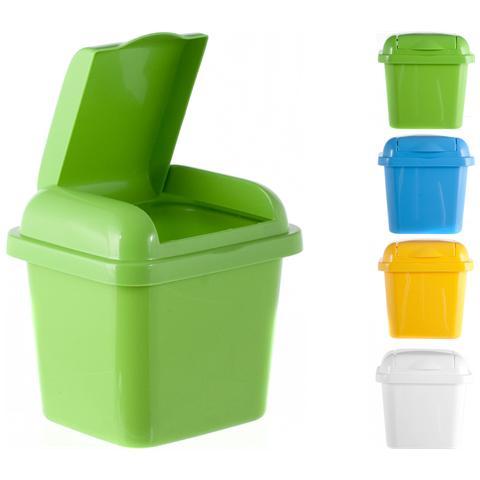 Heidrun Minipattumiera Lt1.5 Colori Assortiti Strumenti Da Cucina