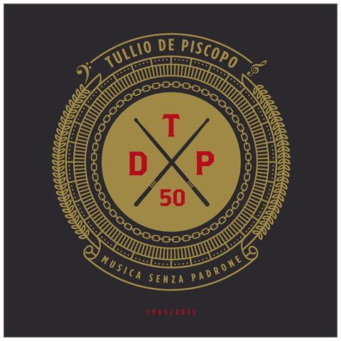 WARNER BROS Tullio De Piscopo - 50! Trilogy (3 Cd)