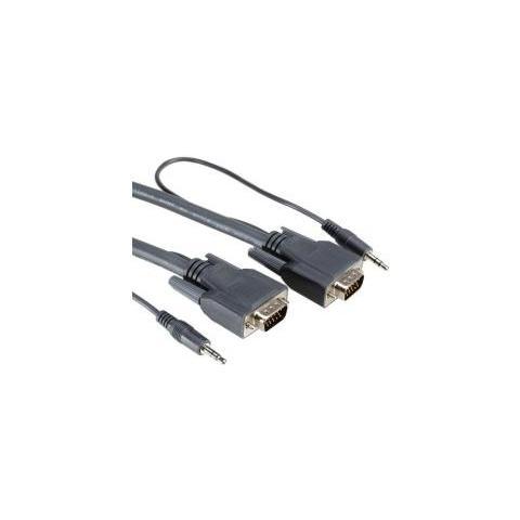 NILOX Cavo Vga Audio M / M Mt10