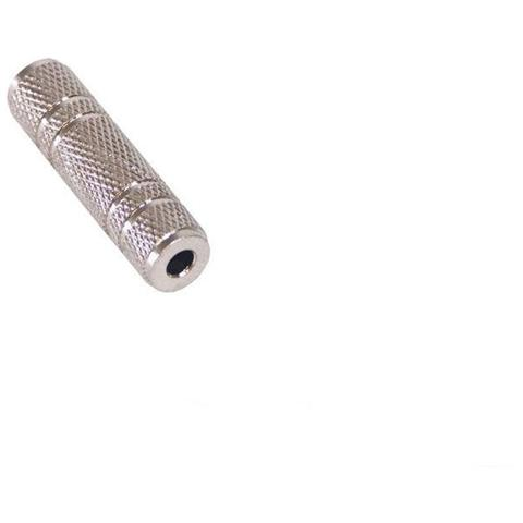 ALCASA 3.5 mm - 3.5 mm F / F, 3.5 mm, 3,5 mm, Femmina / femmina, Acciaio inossidabile, Sacchetto di politene