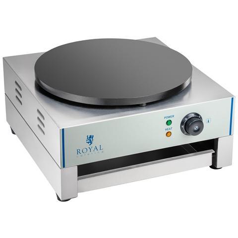 Crepiera Professionale - 40 Cm - 1 X 3000 Watt - 2.0