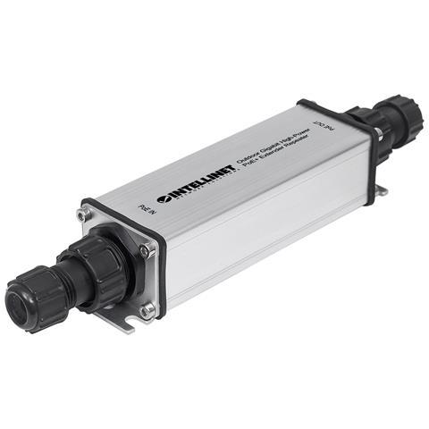 ICPOE002 - Extender Repeater PoE+ Gigabit High-Power per Esterno