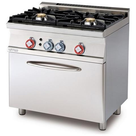 Cucina A Gas Professionale Afp / Cf2-68g