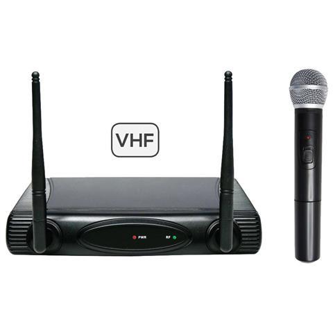 KARMA SET 6080 Radiomicrofono palmare VHF - Frequenze assortite