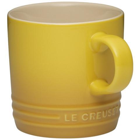 Tazza Cappuccino Capacità 200 Ml Colore Giallo