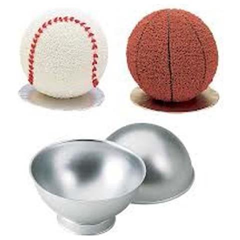 Forma pallone c / base 3d