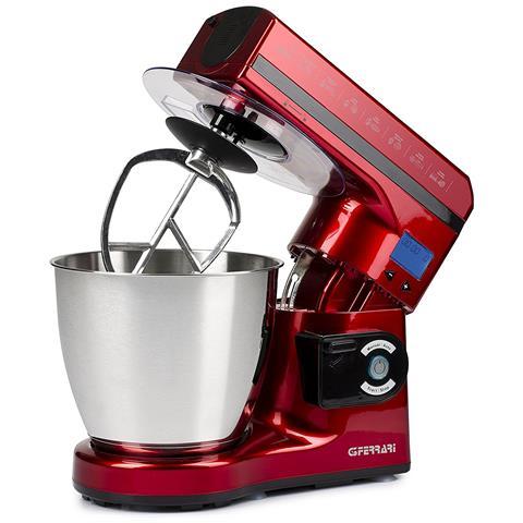 Impastatrice Pastaio Potenza Max 1500 Watt Capacità 7L Colore Rosso