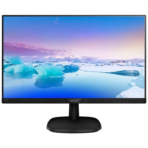 Monitor 21.5'' LCD V Line 223V7QHSB / 00 1920x1080 Full HD Tempo di Risposta 5 ms