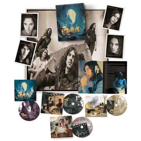 VIRGIN Verve (The) - A Storm In Heaven (Super Deluxe) (4 Cd)