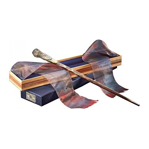NOBLE COLLECTION Bacchetta Magica Ron Weasley Harry Potter Box Ollivander Wand
