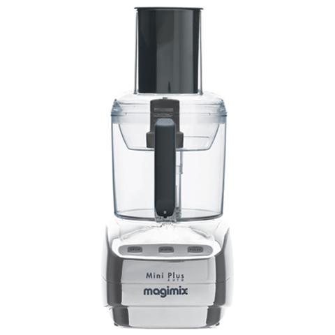 Robot da Cucina Mini Plus Capacità 1,7 L Potenza 400 W Colore Cromato