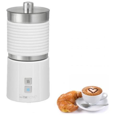Cappuccinatore Montalatte Ad Induzione Clatronic Ms 3654 Bianco