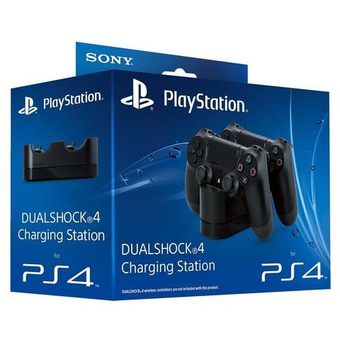 SONY Base di Ricarica Charging Station per Controller Dualshock 4 PS4
