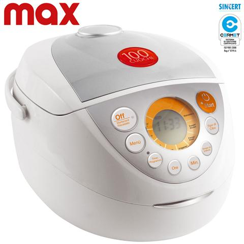 Robot Da Cucina 100 Cuochi Professionale 8 In 1 + Ricette