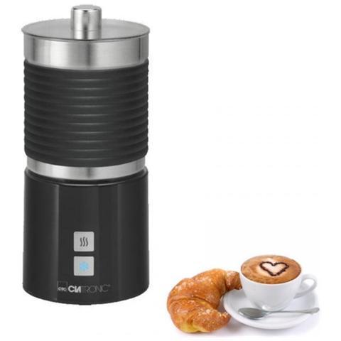 Cappuccinatore Montalatte Ad Induzione Clatronic Ms 3654 Nero
