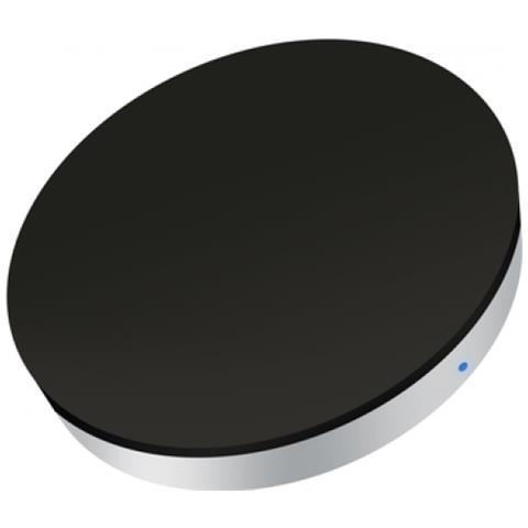 Zens Wireless Charger Round Qi Compatibile Per Smartphone