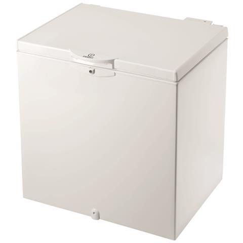 Congelatore Orizzontale OS 1A 200 H 2 Classe A+ Capacità Lorda / Netta 207/204 Litri Color...
