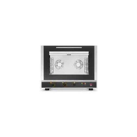 Forno Convezione Elettrico Ristorante Gastronomia 4 Teglie Gn 1/1 Rs3663