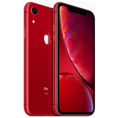 Apple iPhone Xr 256Gb Rosso (Ricondizionato GOLD)