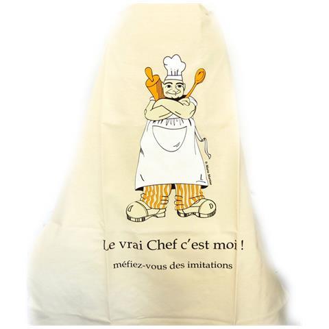 creator grembiule 'la cuisine française' leader vero - [ k5318]