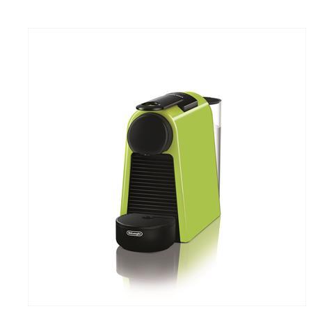 EN 85. L Macchine del Caffe Essenza Mini Nespresso Potenza 13701 Watt Colore Lime