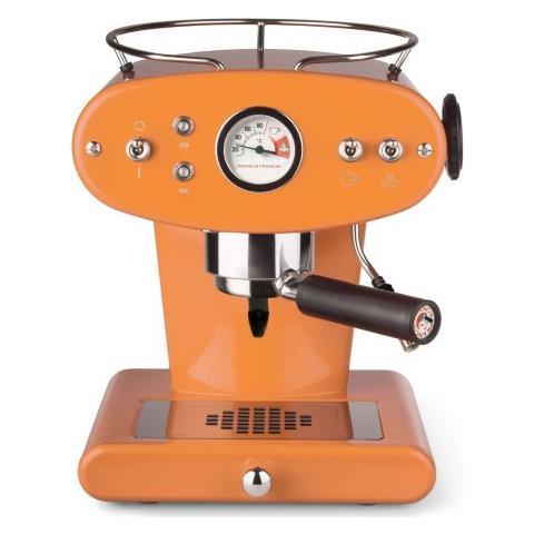 Macchina Del Caffe Espresso Macinato X1 Arancione
