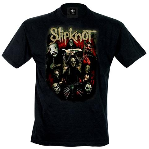 Rock Off Retail Limited Slipknot - Come Play Dying (T-Shirt Unisex Tg. S)