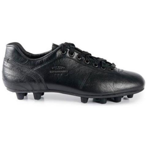 45 Fg Scarpe Calcio Pantofola Lazzarini Canguro D'Oro Nero wpqxOC0n