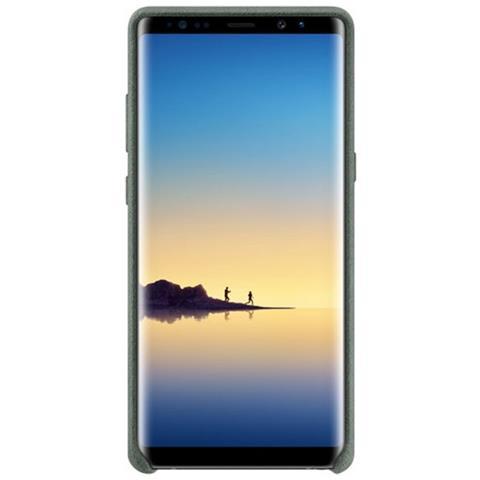 SAMSUNG Cover in Pelle per Galaxy Note 8 Colore Cachi