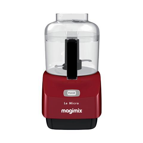 Tritatutto Micro Capacità 0,8 L Potenza 290 W Colore Rosso