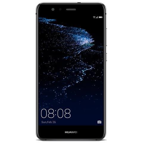"HUAWEI P10 Lite Nero 32 GB 4G/LTE Display 5.2"" Full HD Slot Micro SD Fotocamera 12 Mpx Android Tim Italia"