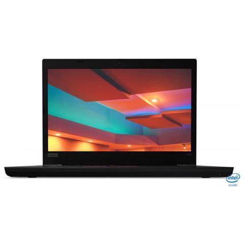 Image of ver Lenovo Thinkpad L490 Nero Computer Portatile 35,6 Cm (14'''''''') 1920 X 1080 Pixel Intel Core I5 Di Ottava Generazione 16 Gb Ddr4-sdram 512 Gb Ssd Windows 10 Pro''