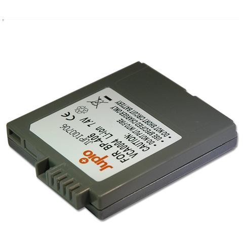 Jupio VCA0004, Videocamera, Ioni di litio, 7,4V