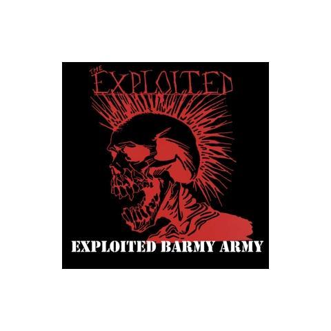 WESTWORLD Exploited Barmy Army (3 Cd)