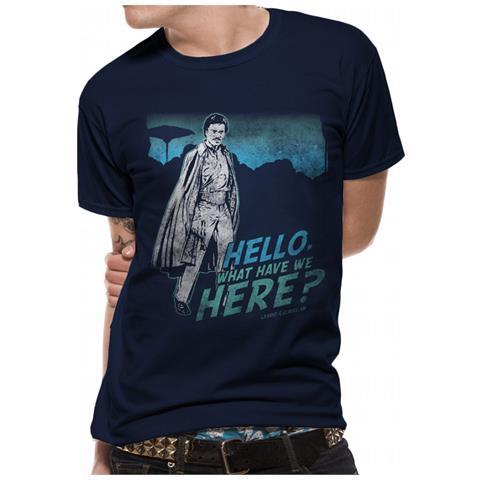 CID Star Wars - What Have We Here Lando (T-Shirt Unisex Tg. Xl)