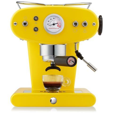 Macchina Del Caffe Espresso Macinato X1 Giallo