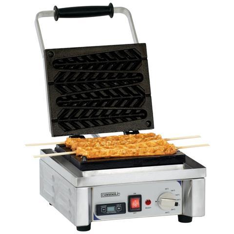 Piastra Per Waffle Da Banco