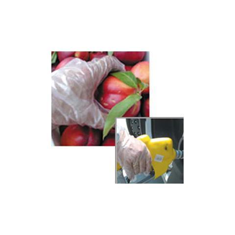 ARIETE pack 100 guanti in polietilene monouso tg. unica