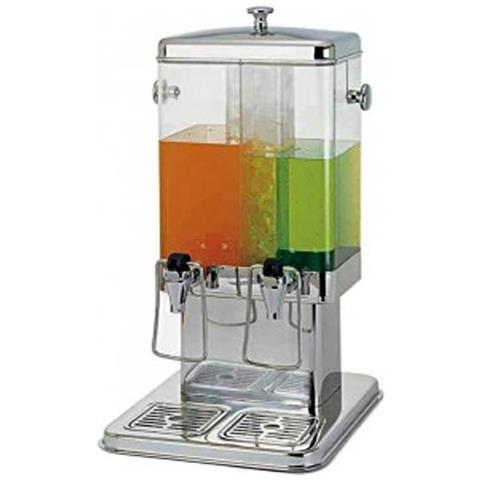 Distributore bevande doppio - Lt. 5+5
