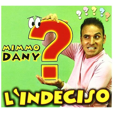 ZEUS RECORD Mimmo Dany - L'indeciso