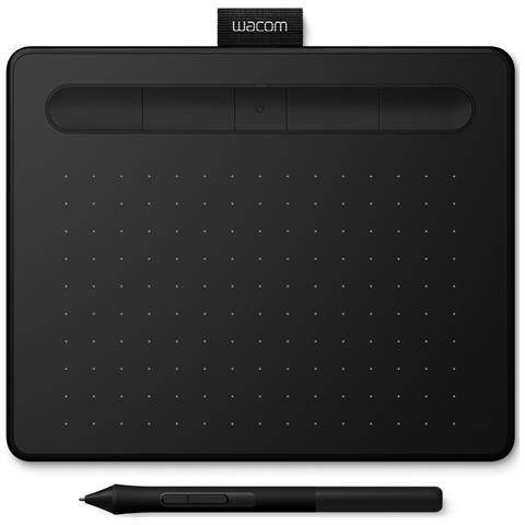 Image of Tavoletta Grafica 7'' Connettività Bluetooth 4.2 con Penna Intuos Small Nero