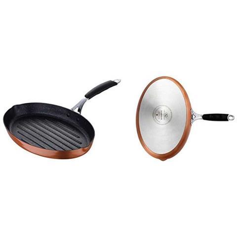 Griglia Ovale Per Pesce In Pietra E Titanio Infiniti Chefs