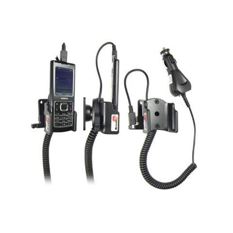 Brodit 965184 Auto Active holder Nero supporto per personal communication