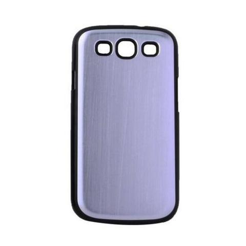 SWISS CHARGER Custodia X Samsung Galaxy Siii Scp60037 Swiss Charger In Alluminio Silver Satinato