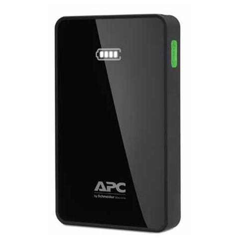 APC Power Bank Batteria Esterna 5000 mAh Colore Nero