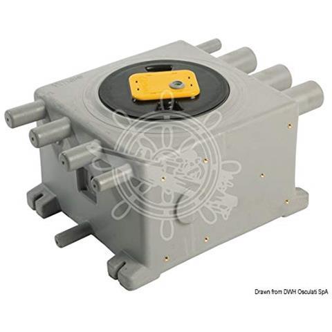 Pozzetto 8 L con sensore elettronico G2
