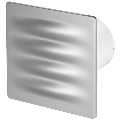100mm Standard Aspiùatore Raso Abs Pannello Frontale Vertico Parete Soffitto Ventilatore