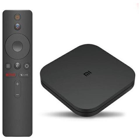 Image of Mi Android Smart Box Quad Core Hdr Set Top Box Per Film