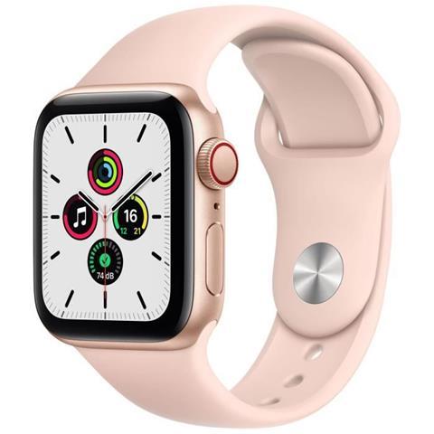 Apple Watch Se Gps + Cellular Alluminio Oro 40 mm