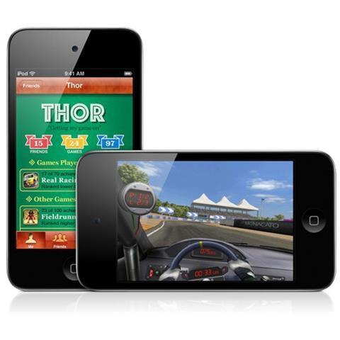 Image of iPod touch MC544PY / A 32GB Nero, Argento lettore e registratore MP3 / MP4